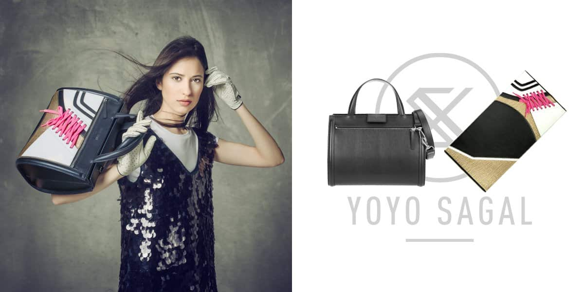 YOYO Sagal -> Black Bag + Sneaker