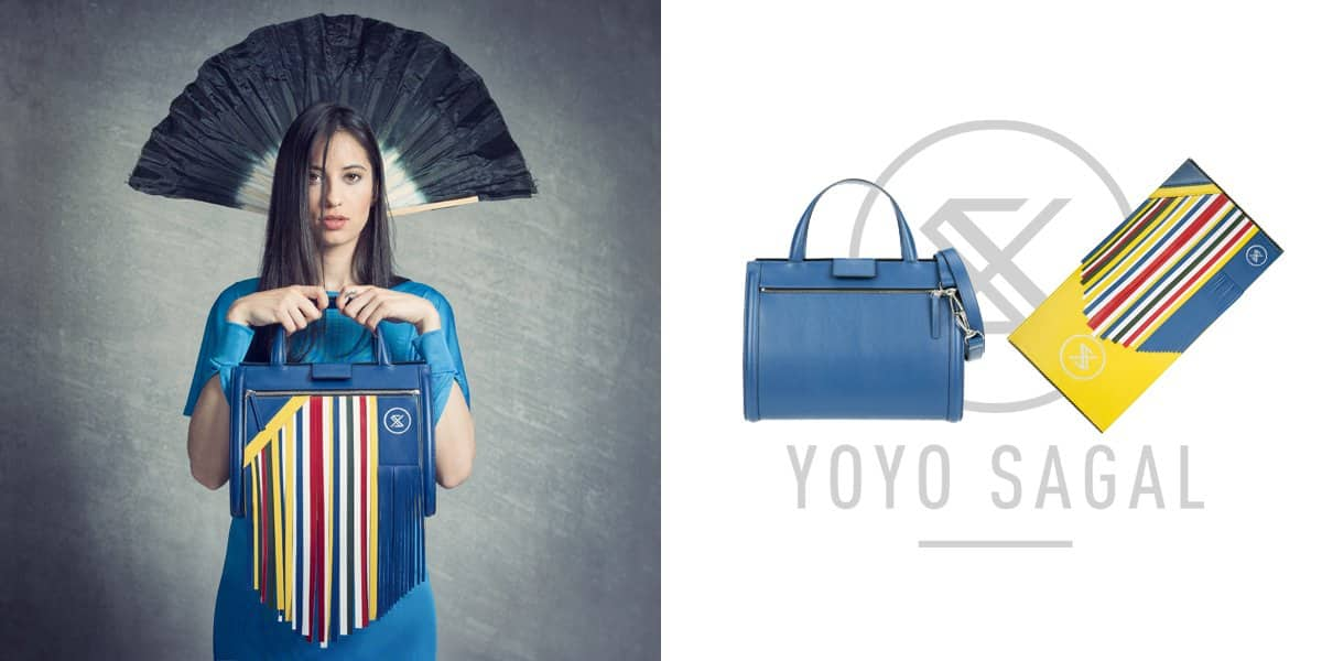 YOYO Sagal -> Blue Bag + Sixties