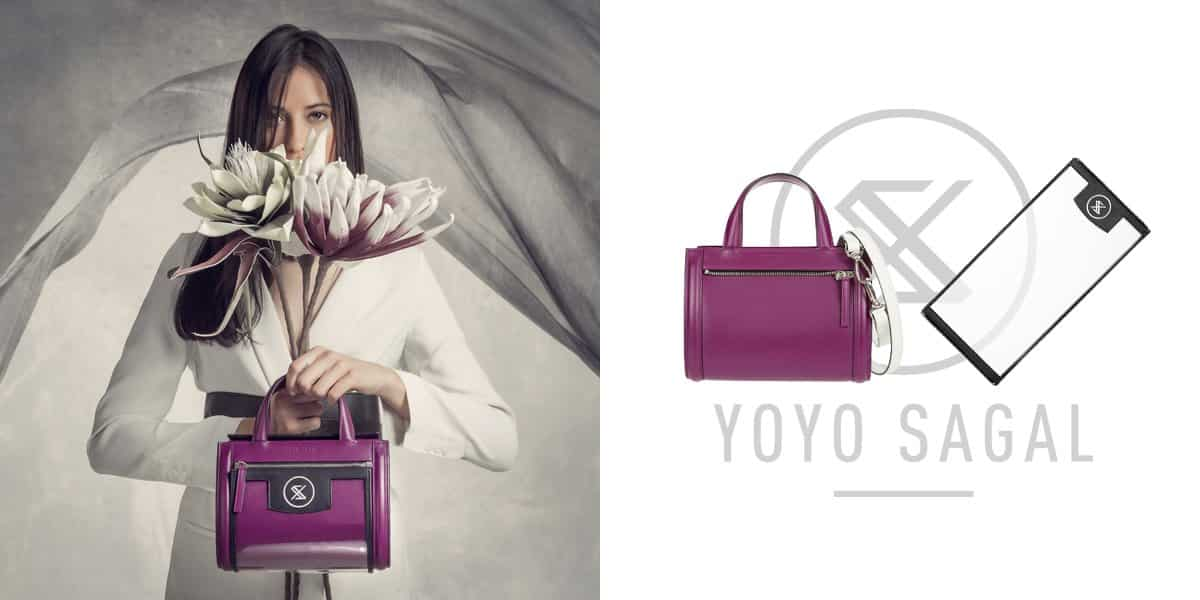 YOYO Sagal -> Mini Bag + Vinilo