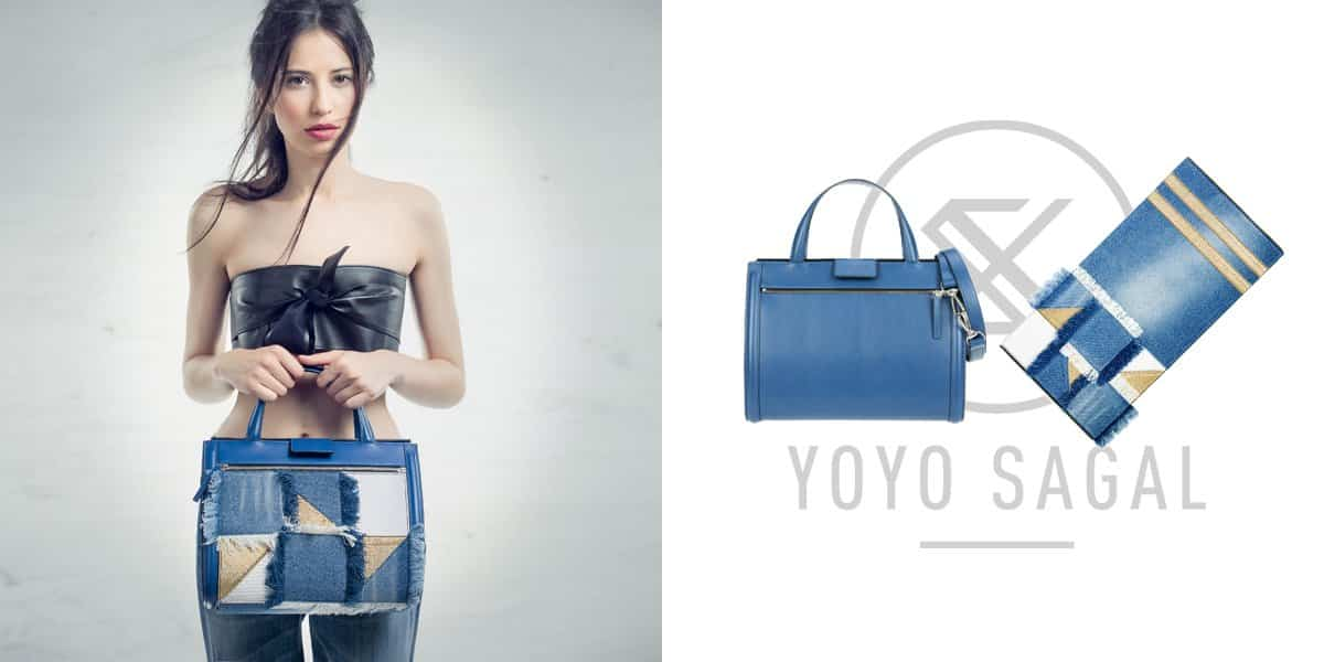 YOYO Sagal -> Blue Bag + Denim²
