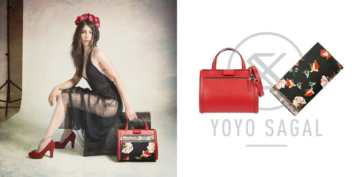 YOYO Red Rose Black