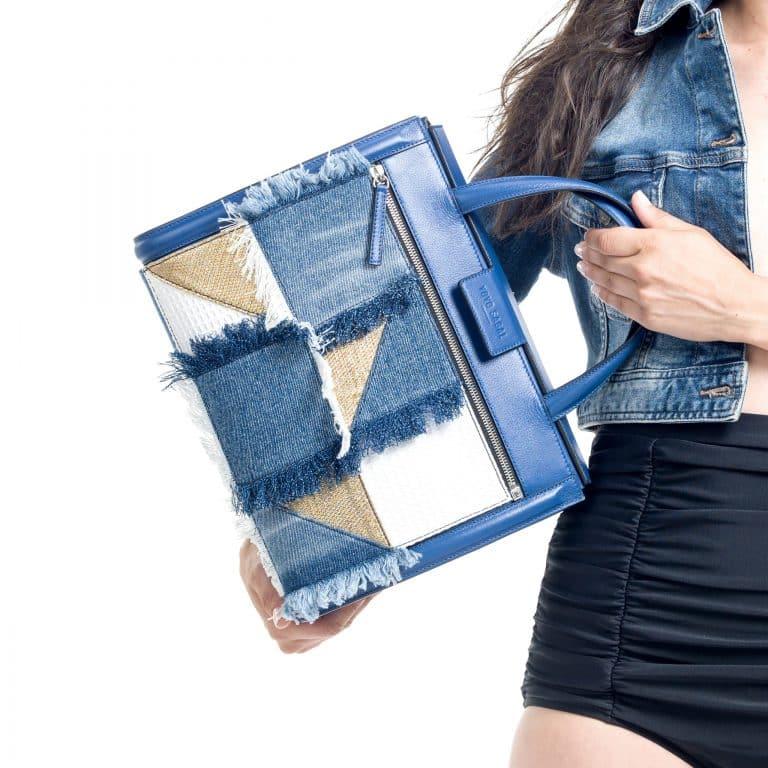 YOYO Blue DENIM2 modelo